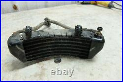 00 Ducati ST 4 ST4 Sport Touring oil cooler radiator and lines hoses