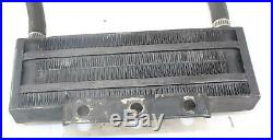 02-06 Monster M620 Ducati Oil Cooler Radiator Lines Hoses No Leaks