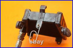 03-07 DUCATI 999 OEM ENGINE MOTOR OIL COOLER With HOSES 54840431A 54910301A