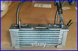 03-07 Ducati 800ss oil cooler, 800 SuperSport