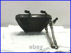 07-14 Ducati 848/1098/1198 S R Sp Evo Engine Oil Cooler Radiator And Lines 2012