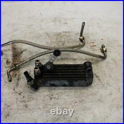 17-20 DUCATI MONSTER 797 ENGINE MOTOR OIL COOLER With HOSES BB309