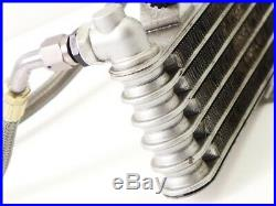 1996 DUCATI 748SP Genuine Oil Cooler Set With Head Bypass Line 916 996 yyy