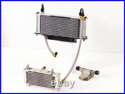 1998 DUCATI MONSTER M900 Twin Oil Cooler Set Tapet Cover With Mount yyy