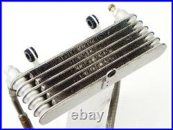1999 DUCATI 996SPS Genuine Oil Cooler With Head Bypass Line 748 916 ppp