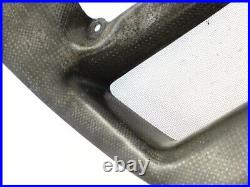 1999 DUCATI 996SPS MS-Production Carbon Oil Cooler Panel 748 916 ppp