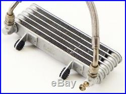 2002 DUCATI 748R Genuine Oil Cooler Set With Head Bypass Line 916 996 yyy