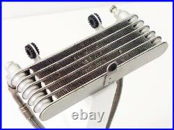 2002 DUCATI 748R Genuine Oil Cooler With Head Bypass Line 916 996 uuu