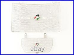 2002 DUCATI 998 RidingHouse Round Radiator & Oil Cooler Core Guard Set yyy