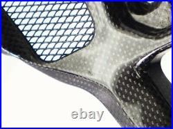 2004 DUCATI 749R Genuine Carbon Oil Cooler Panel 999 uuu