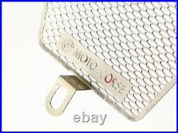 2005 DUCATI 749 999 MOTO CORSE Titanium Radiator & Oil Cooler Core Guard Set yyy