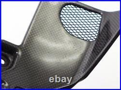 2005 DUCATI 999R Genuine Carbon Oil Cooler Panel 749R yyy