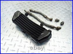 2006 03-06 Ducati St3 Oem Oil Cooler Fluid Cooling Lines Hardware