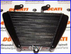2007 Ducati 1098S oil cooler radiator 54840721A = 69924081A, made by KTM