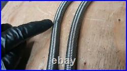 2009 Ducati Hypermotard 1100 oil cooler supply return lines