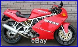 900SS Oil Cooler Genuine Ducati 1991-1997 810