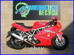 900SS Oil Cooler Genuine Ducati 1991-1997 A099