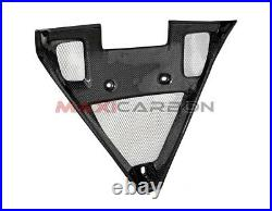Cooler Cover Oil Carbon Ducati 848-1098-1198 / Oil Radiator Cover Carbon