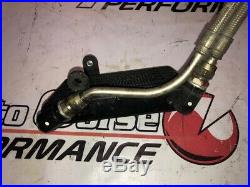 DUCATI MONSTER 1100 OIL COOLER RADIATOR with LINES HOSES