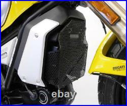 DUCATI Scrambler 1100 Sport 2018+ Oil Cooler Guard Protection Evotech Performanc