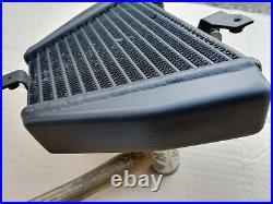 Ducati 1198 Sp 1098 S 848 Evo Oil Cooler Radiator Matrix