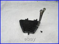 Ducati 1198s Oil Cooler And Oil Pipes Oil Lines Gromets Oem Bolts 848 1098 1198