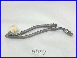Ducati 748R 916 996 Engine Motor Oil Cooler Lines Hoses Pipes