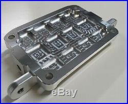 Ducati 748 916 Rocker Cover Oil Cooler Mounting Clear Aluminium