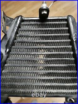 Ducati 749 999 oil cooler armor hoses