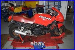Ducati 750 Paso Bj. 1990 Kühler Ölkühler