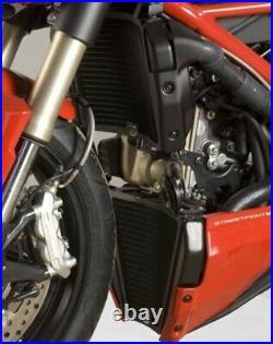 Ducati 848 Streetfighter 2012-2015 R&G Racing Radiator & Oil Cooler Guard