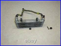 Ducati 916 Sp Sps Strada Oil Cooler And Oil Pipes Oil Lines 996 748 Sp Sps 748r