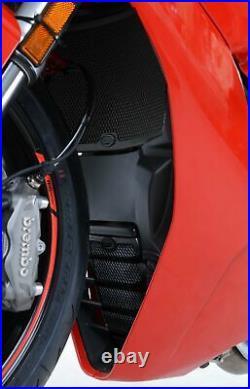 Ducati 939 Supersport / S 2017 R&g Radiator / Oil Cooler Guard Set 2 Grills