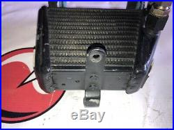 Ducati 999 749 Oil Cooler Radiator + Hoses