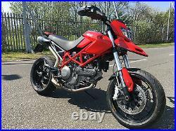 Ducati Hypermotard 796 2012 Original Ölkühler 1100
