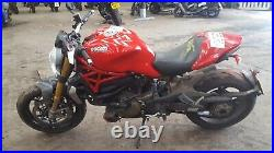 Ducati Monster 1200S M1200 S Oil Cooler Bracket Mount Perch