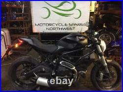 Ducati Monster 797 M797 2017 Oil Cooler Pipes 54911151b 54911161b Bk406