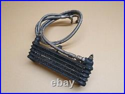 Ducati Multistrada 1000S DS Oil cooler & Hoses pipes lines set, Fits 2003 2006