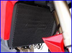 Ducati Multistrada 1200 10-14 Radiator Oil Cooler Guard Set evotech performance