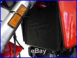 Ducati Multistrada 1260 2018 Radiator & Oil Cooler Guard Set evotech performance