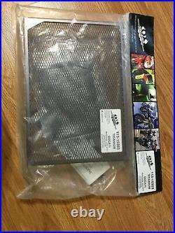 Ducati Multistrada Titanium 1200 10/11 RadiatorGuard Oil Cooler&Chain Case Guard