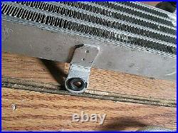 Ducati Oem 748 916 996 Oil Cooler & Cylinder Line & Fittings