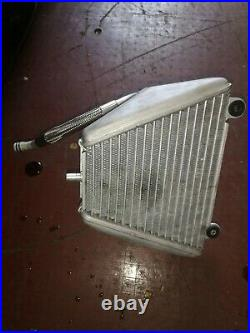 Ducati Panigale V4 Oil Cooler