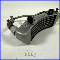 Ducati S4R Monster Engine Oil Cooler Motor Radiator Aluminum Factory OEM
