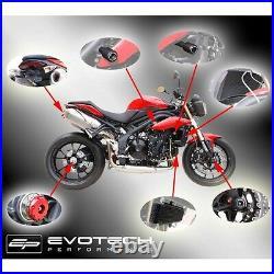 Ducati Scrambler Classic 15-17 Oil Cooler Guard Protector Evotech Performance