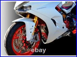 Ducati Supersport 2017-2018 Ducabike Radiator Guard Water Oil Cooler Protector