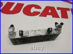 Ducati oil cooler radiator 748 916 996 54840121A