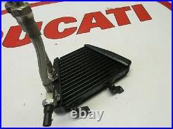 Ducati oil cooler radiator 848 1098 1198 54840821A