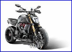 EP Ducati Diavel 1260 Radiator and Oil Cooler Guard Set 2019+