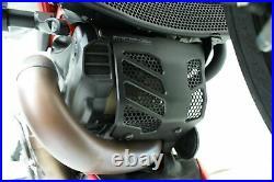EP Ducati Monster 1200 S Radiator Oil Cooler & Engine Guard set 2014+